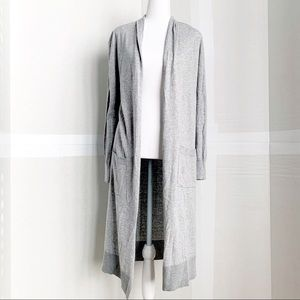 Michael Kors light weight duster cardigan